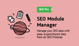 SEO Module Manager