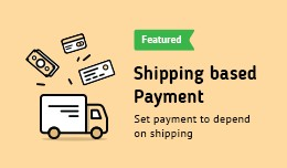 Shipping based Payment (Set Payment to Depend on..