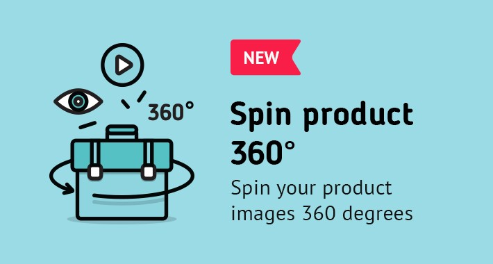 Spin Product 360°
