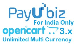 PayU India Payment PayUBiz Multi Currency 3.x By..
