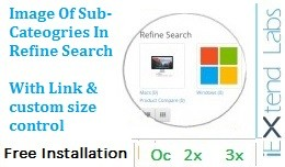 Sub Category Image in Refine Search On Category ..