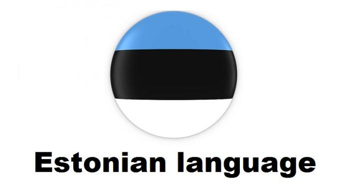 Estonian language Pack OC2x