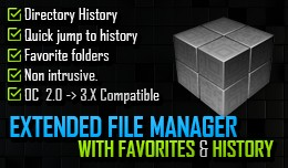 Extended File Manager