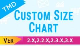 Custom Size Chart