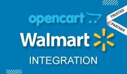 Walmart Opencart Integration