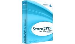 Store2PDF for OpenCart (for v. 2.0)