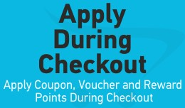 Apply During Checkout