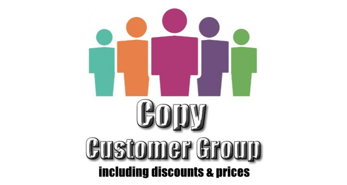 Copy Customer Group