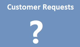 Customer Requests