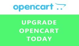 Upgrade Opencart to 3.x Today