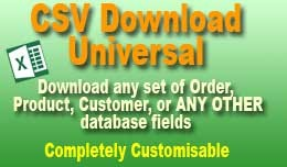 CSV Download Universal
