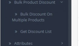 Bulk Discount On Multiple Products 2.x