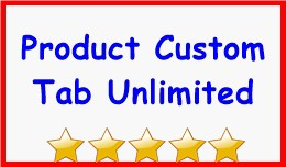 Product Custom Tab Unlimited