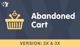 Abandoned Cart - 2x & 3x