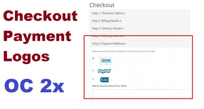 Checkout Payment Logos OC2x