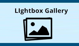 Photogallery with lightbox