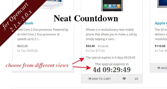 Neat Countdown
