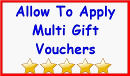 Allow To Apply Multi Gift Vouchers