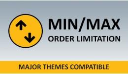 Min / Max Order Limitation