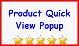 Product Quick View Popup