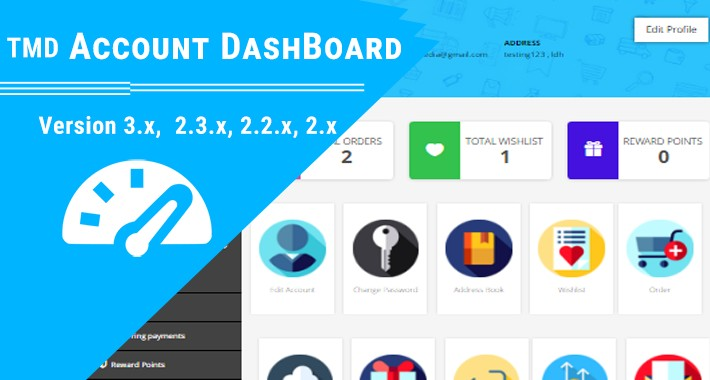 Tmd Account Dashboard Pro