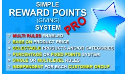 Simple Reward Points System Pro
