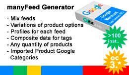 Google Merchant Center Feed, Google Shopping Fee..