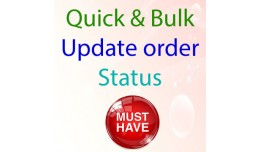 Quick & Bulk Update Order Status from dashbo..