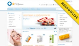 Drug OpenCart Template - OPC010008