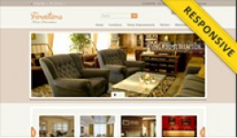 Furniture Store OpenCart Template - OPC040079