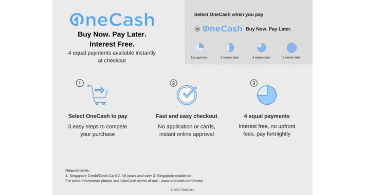 OneCash Payment Gateway