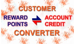 Reward Points - Credit Converter