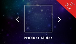 Responsive product slider using owl carousel