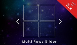 Multi Row product slider with Mobile Friendly(Re..