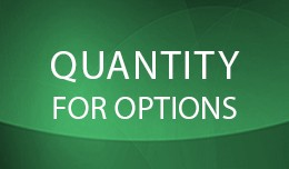 Quantity for Options