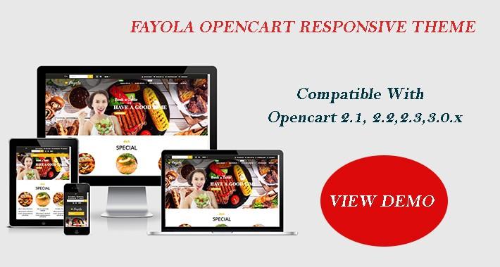 Foyola Opencart Multi Purpose Opencart Responsive Theme