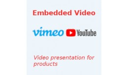 Display a video presentation of your product usi..