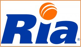 Ria Money Transfer (logo included in checkout)