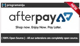 [OC-3.X] Afterpay Payment Integration