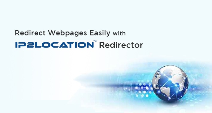 IP2Location IP Country Redirect - Webpage Redirect
