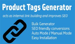Product Tags Generator PRO - Automatic & One..