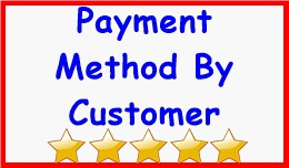 Payment Method By Customer