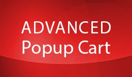Advanced Popup Cart