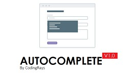 Autocomplete - Advanced Autocomplete Search Box