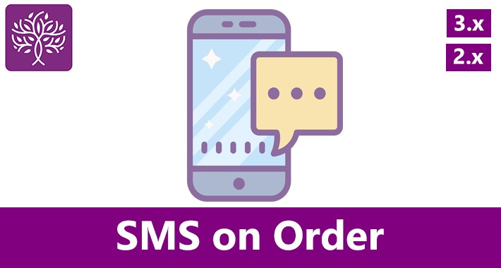 SMS on Order and Custom SMS