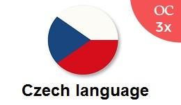 Czech language Pack OC3x