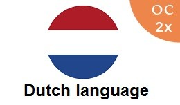 Dutch language Pack OC2x