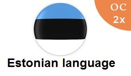 Estonian language Pack OC2x