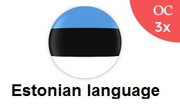 Estonian language Pack OC3x