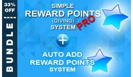 BUNDLE: Auto Add Reward Points and Simple Reward..